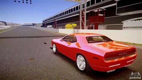 Dodge Challenger Rt 2006 For Gta 4