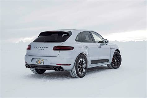2017 Porsche Macan Gts First Test Review