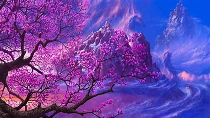 Sakura Desktop Wallpapers Wallpapersafari