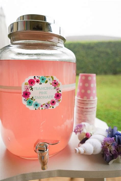 kara 39 s party ideas pink lemonade girl summer 1st birthday pink prancing lemonade from a pastel unicorn birthday