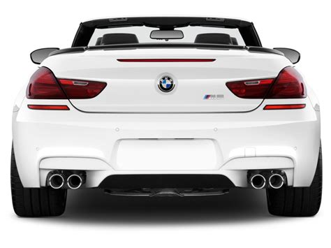 image  bmw  convertible rear exterior view size