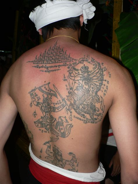 Filethai Tattoo Chiang Mai 2005 058jpg