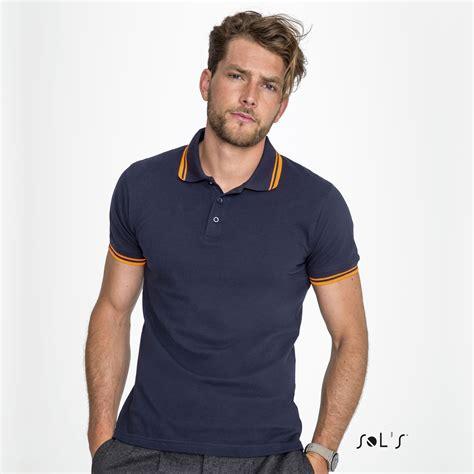 Vīriešu polo krekls PASADENA • Ideju druka