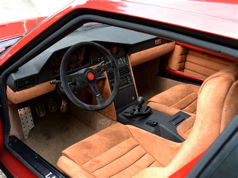 Interior Lancia Delta S4 Stradale Se038 198586