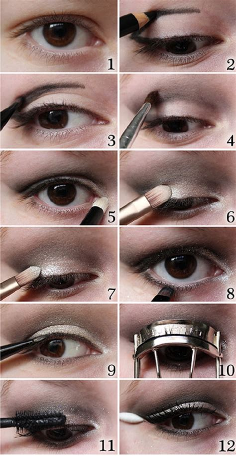 magical makeup tips  beautify  hooded eyes   minute