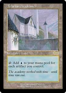 Tolarian Academy Urza39s Saga Magic The Gathering