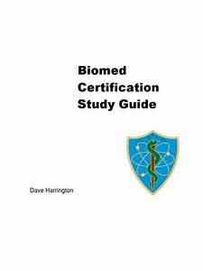 Biomed Study Guide