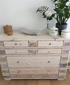 Möbel Mit Paletten : die besten 17 ideen zu paletten kommode auf pinterest palettenm bel paletten ideen und ~ Sanjose-hotels-ca.com Haus und Dekorationen
