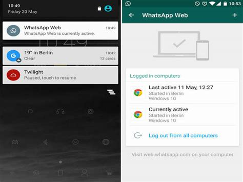 whatsapp update 8 features added to messenger so far this