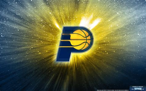 indiana pacers logo wallpaper posterizes nba