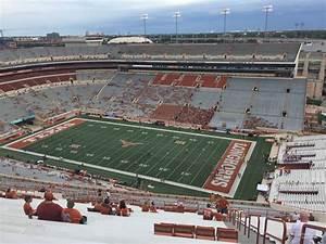 Section 101 At Dkr Texas Memorial Stadium Rateyourseats Com