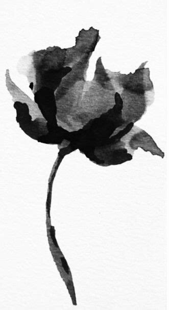 Black and White Poppy | Tattoos and piercings | Pinterest | Tattoos in 2019 | Poppies tattoo