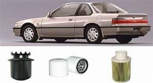 Kit3547 Filter Kit Honda Prelude 2l 2 0l 1987