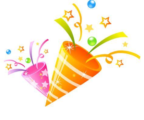 Birthday Confetti Clipart