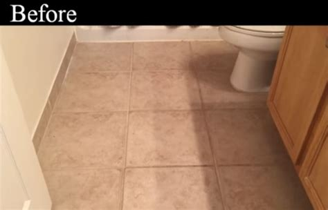 cleaning bathroom tiles with vinegar peenmedia