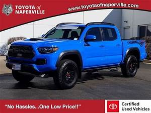 Used Toyota Tacoma Trd Pro For Sale In Chicago  Il