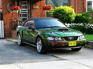 2000 Ford Mustang Base - Convertible 3.8L V6 Manual