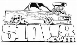 chevy s10 coloring pages coloring pages With 1947 chevy crew cab