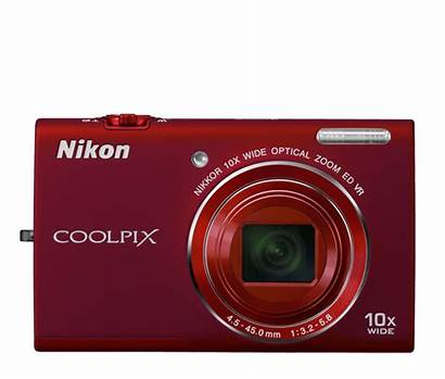Nikon S6200 Coolpix Camera Digital Cameras 10x