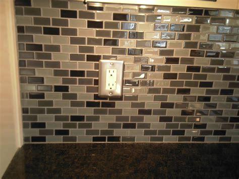 Ocean Mosaic Tile Kitchen Backsplash — Home Ideas