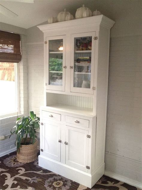 hutches for kitchens best 25 kitchen hutch ideas on hutch ideas
