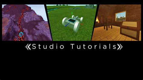 Roblox Studio Tutorials - Roblox Blog