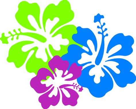 hibiscus flower hibiscus flowers clip art at clker com vector clip art online royalty free public domain
