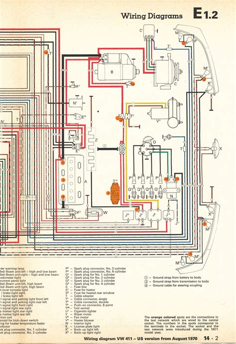 Electrical Flow Diagrams