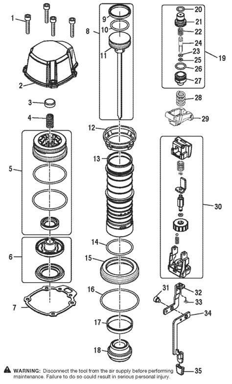 Ridgid R213BNE 18 Gauge Brad Nailer Parts and Accessories