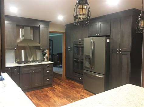 kitchen cabinet shaker buy graystone shaker kitchen cabinets 2751