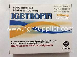 Igetropin 1000mcg Kit Igf