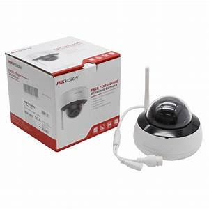 Hikvision 4 Mp Ir Fixed Network Dome Camera Ds