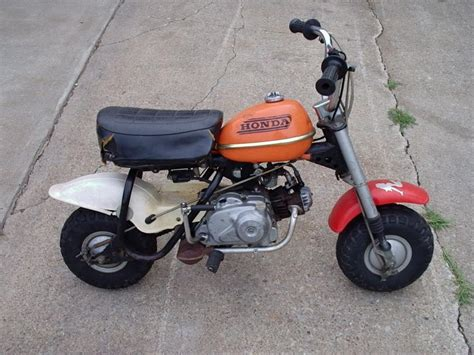 Honda Sport Minibike