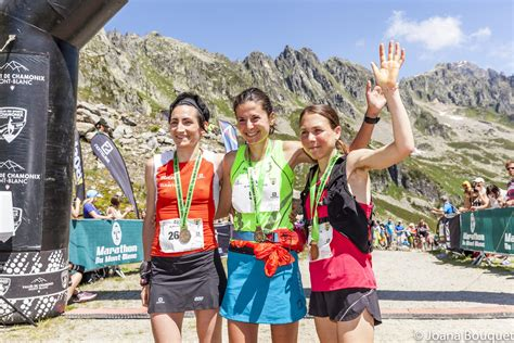 marathon du mont blanc un top 10 tr 232 s international