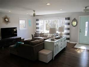 most phenomenal small ranch house living room decorating With house living room ideas