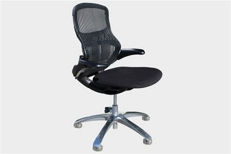 re purposed formway generation office chairs by knoll