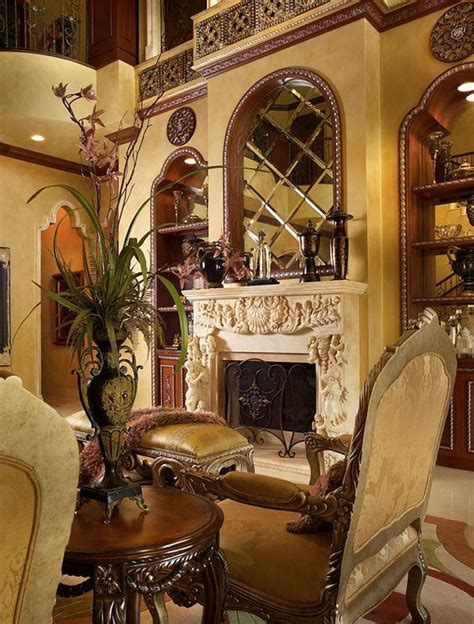 Toskana Haus Inneneinrichtung by 15 Awesome Tuscan Living Room Ideas