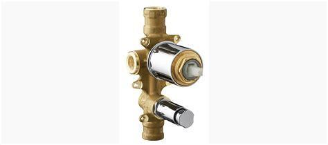 Aqua Turbo Single control recessed bath and shower valve