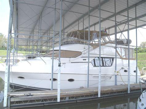 Boat Loans Cincinnati by 1999 Silverton 453 Pilothouse Motor Yacht Power Boat For
