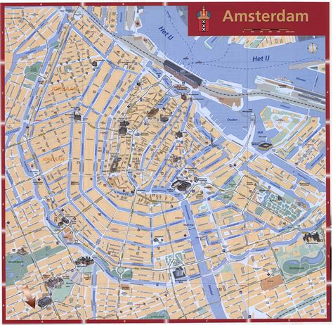 amsterdam map detailed city  metro maps  amsterdam
