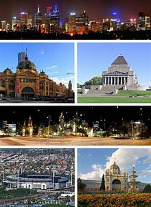 Melbourne – Wikipedia, wolna encyklopedia