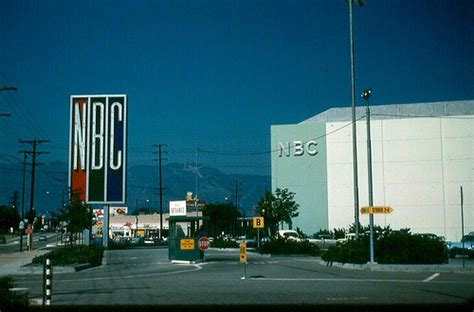 NBC Burbank Studios - 1960 | Flickr - Photo Sharing!
