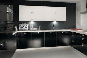 Design Of Kitchen Furniture Lavish Black White Kitchen Design Furniture Arcade House Furniture Living Room Furniture