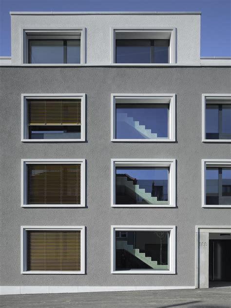 Wohnhaus Bei Zuerich by Baumschlager Eberle Ait Wohnhaus Albisriederstra E