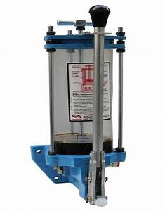 Cenlub Is The Leading Manual Grease Pump Manufacturers
