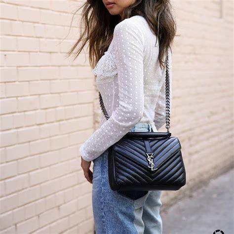 newest addition   handbags  ysl monogram college handbags  cheap price women