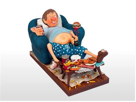 Couch Potato Sculpture