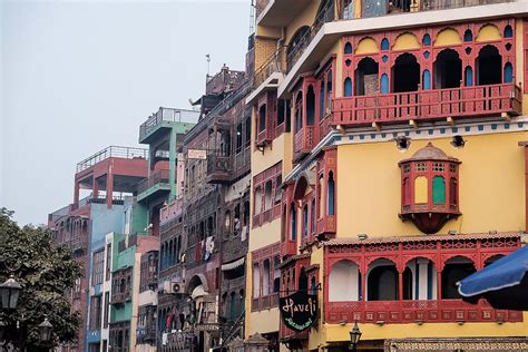 Lahore - Walled City - Fascinating Pakistan