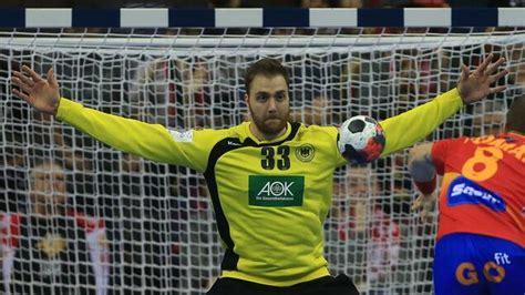 handball em bester spieler im finale torhueter andreas