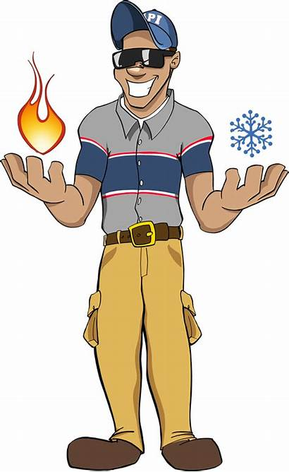 Guy Repair Service Clipart Electrician Webstockreview Heating